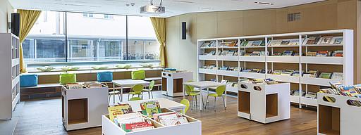 Bibliotheksbedarf